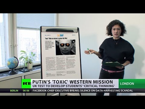 Download Youtube: 'Most dangerous leader since Hitler'? UK educational site asks students about Putin