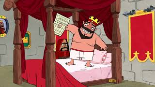 Bersiaplah untuk Drama Musikal Clash-A-Rama : Raja Bernyanyi! (Clash of Clans)