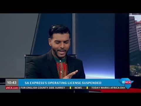 We Unpack The Suspension Of SA Express