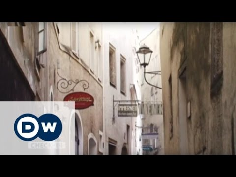 Salzburg off the beaten path | DW English