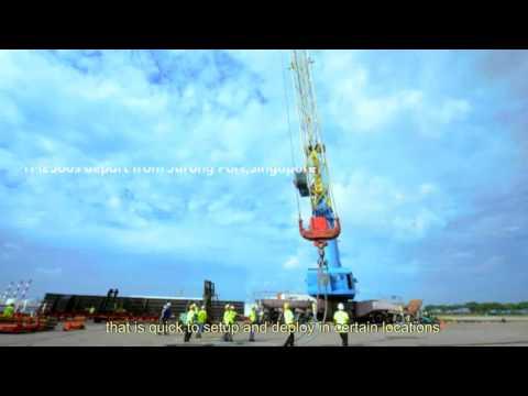 Meningkatkan daya listrik di Lombok