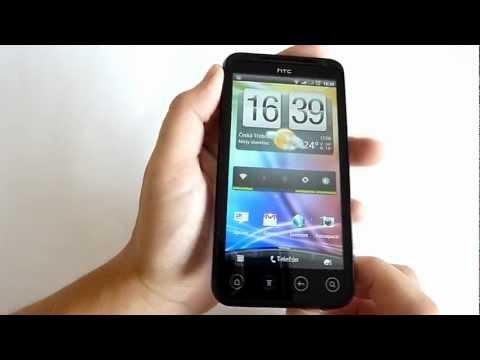 HTC Evo 3D: Uživatelské prostředí Sense, 3D obraz a bonusový software (videopohled)