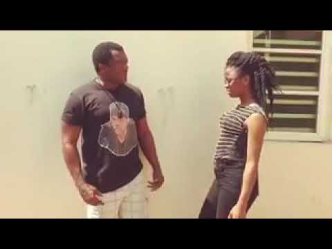 Nollywood Comedy - Who Is Your Boyfriend, Starring Kelvin Ikeduba