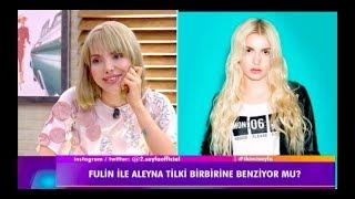 """Fulin Emrah Karaduman yüzünden kavga ettiği Aleyna Tilki hakkında:""""Komik buluyorum."""""""