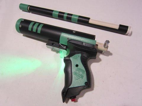 [OVERVIEW] Homemade Nerf Snap Pistol