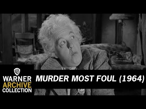 Murder Most Foul (1964) – Interfering the Course of Justice