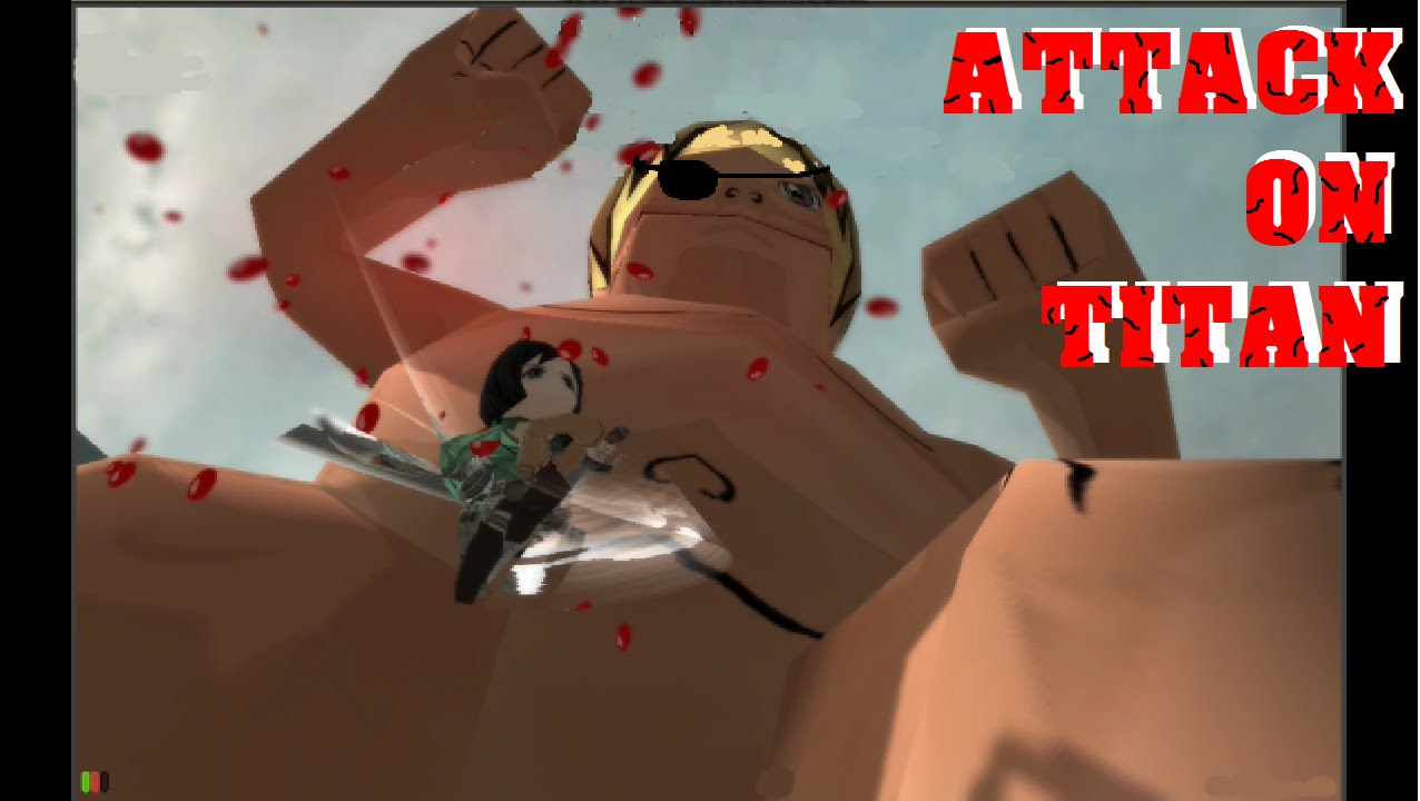 Attack on Titan Tribute Game - Free Download