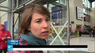 شاهد..أعمال تخريب بفرنسا بعد مظاهرات معارضة لقانون العمل
