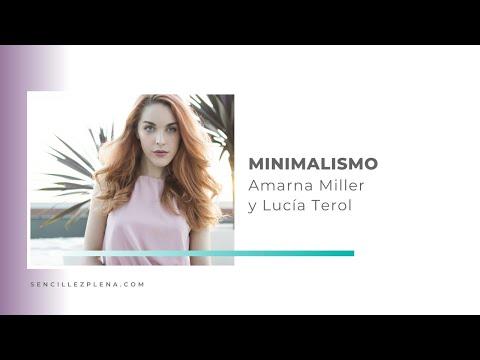 Minimalismo con Amarna Miller