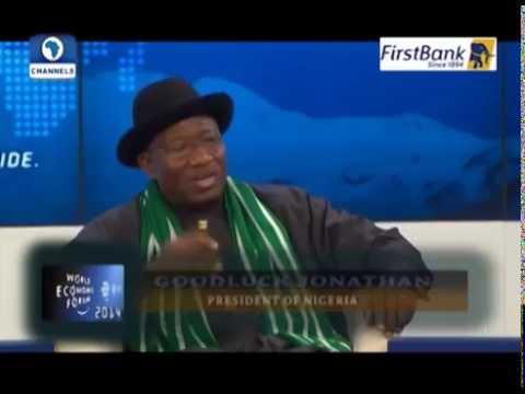 WEF Davos 2014: Xraying Nigeria's Agenda
