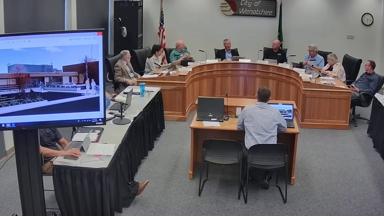 Wenatchee council awards city hall remodel contract