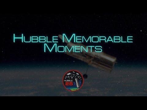 NASA's Hubble Memorable Moments: Comet Impact