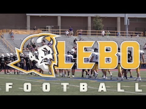 Mt. Lebanon High School Football Hype Video August 2019