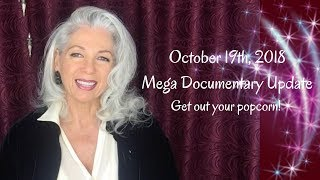 October 19th, 2018 Documentary MEGA Update - Gray Is The New Blonde