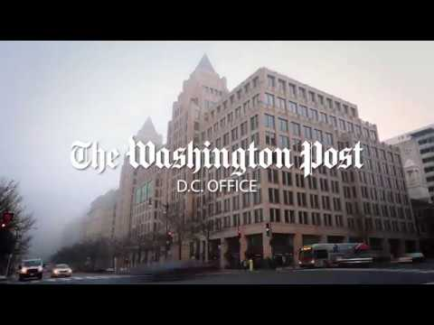 Day in the Life: The Washington Post DC Office