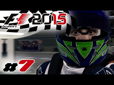Training / Qualifikation Bahrain GP - F1 2015 #7 [Xbox One]