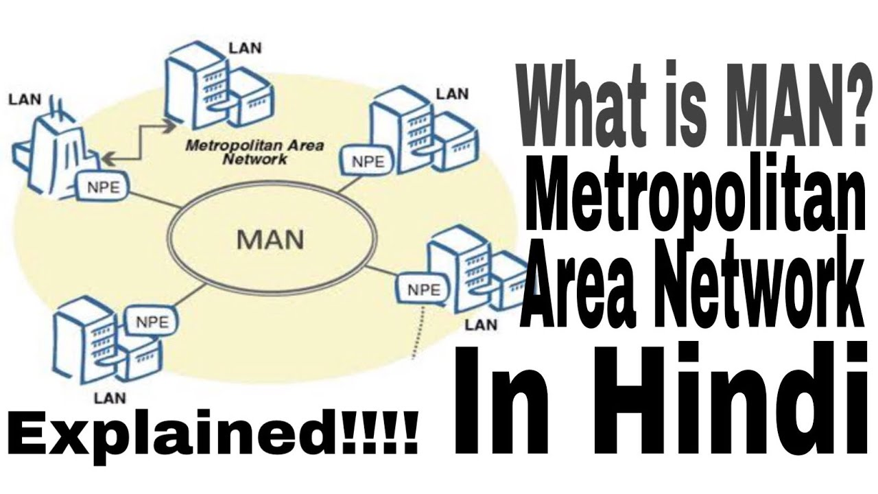 What Is Man Metropolitan Area Network Its Advantages And