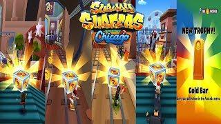 Subway Surfers: Gameplay Till Find a Super Mystery Box! ( NINJA , LUCY, SPIKE and TAGBOT )