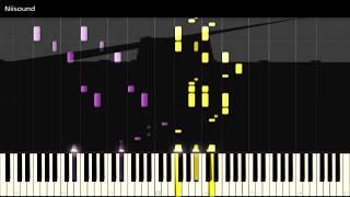 【Piano】High Score Girl OP - New Stranger (sora tob sakana)