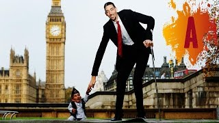 10 Tallest People Who Ever Lived
