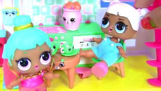 LOL SURPRISE DOLL ЛЯЛЬКИ ЛОЛ ПУПСИКИ Відео для Дітей #Іграшки для дітей
