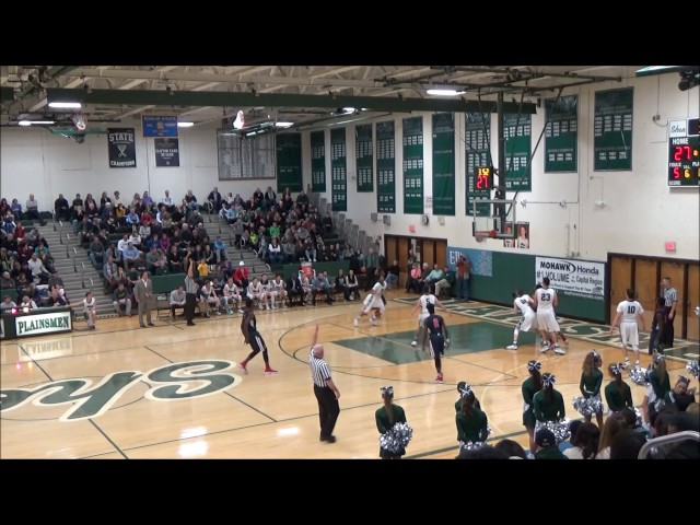 Game Highlights Boys Varsity: Schenectady vs Shen