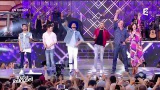 Garou, Nolwenn Leroy, Arcadian, C. Willem - Medley - Fête de la Musique 2017