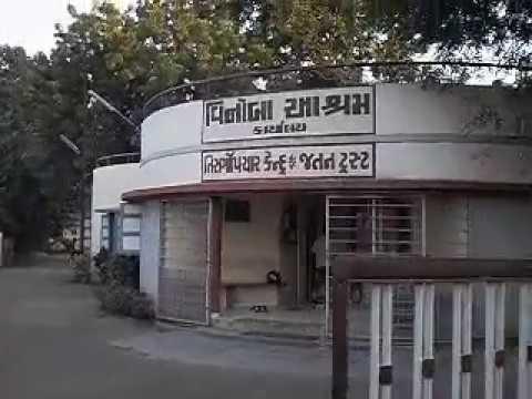 Acudetox for wellness at Vinoba Ashram Vadodara Gujarat