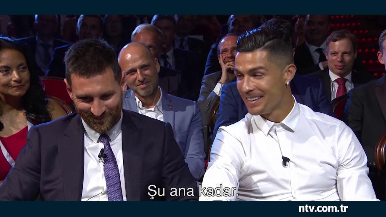Ronaldo, Messi ile yaşadıkları rekabeti anlattı