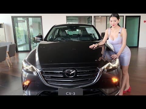 Mazda CX - 3 PROACTIVE  เบนซิน 2.0 Skyactiv-G ราคา 959,000 บาท โทรสอบถามและจองรถได้ที่ 098 555 1558
