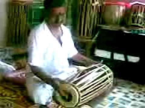 Pakhawaj Ashok Panchal -Chautaal (12 Beats )