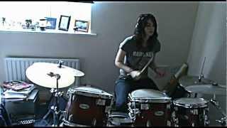 Flo Rida - Low (Travis Barker Version Drum Cover)