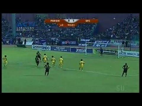 Persik Kediri vs Sriwijaya F.C. ( 5