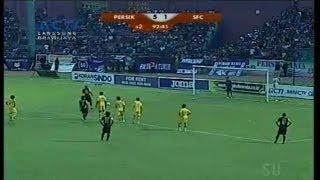Video Gol Pertandingan Sriwijaya FC vs Persik Kediri