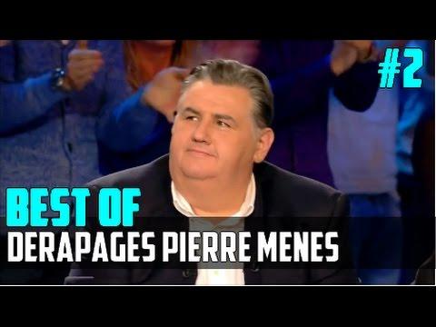 BEST OF - Dérapages de Pierre Ménès #2