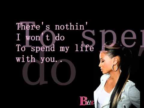 Ciara - Promise with lyrics