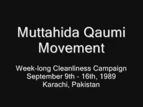 muttahida qaumi movement history