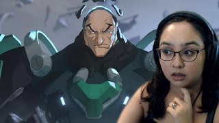 The Mad Scientist? - Overwatch Sigma Origin Story Reaction