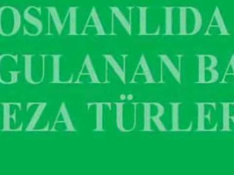OSMANLI'NIN GÖSTERİLMEYEN YÜZÜ 'Kanlı Osmanlı Tarihi'
