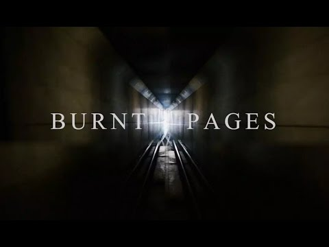 Burnt Pages (Youth Mental Health Documentary)