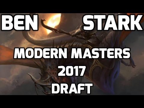Channel BenS - Modern Masters 2017 Draft (Drafting)
