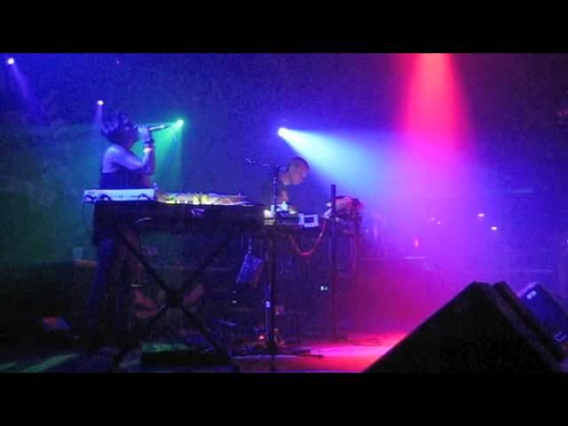 TRB Echoes Live