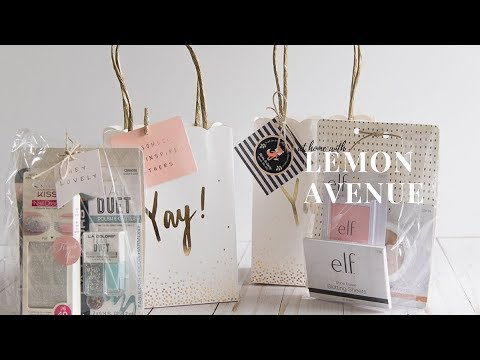 DIY Baby Shower | Bridal Shower Take Home Gifts | Target | Marshalls | Dollar Tree | LemonAvenue