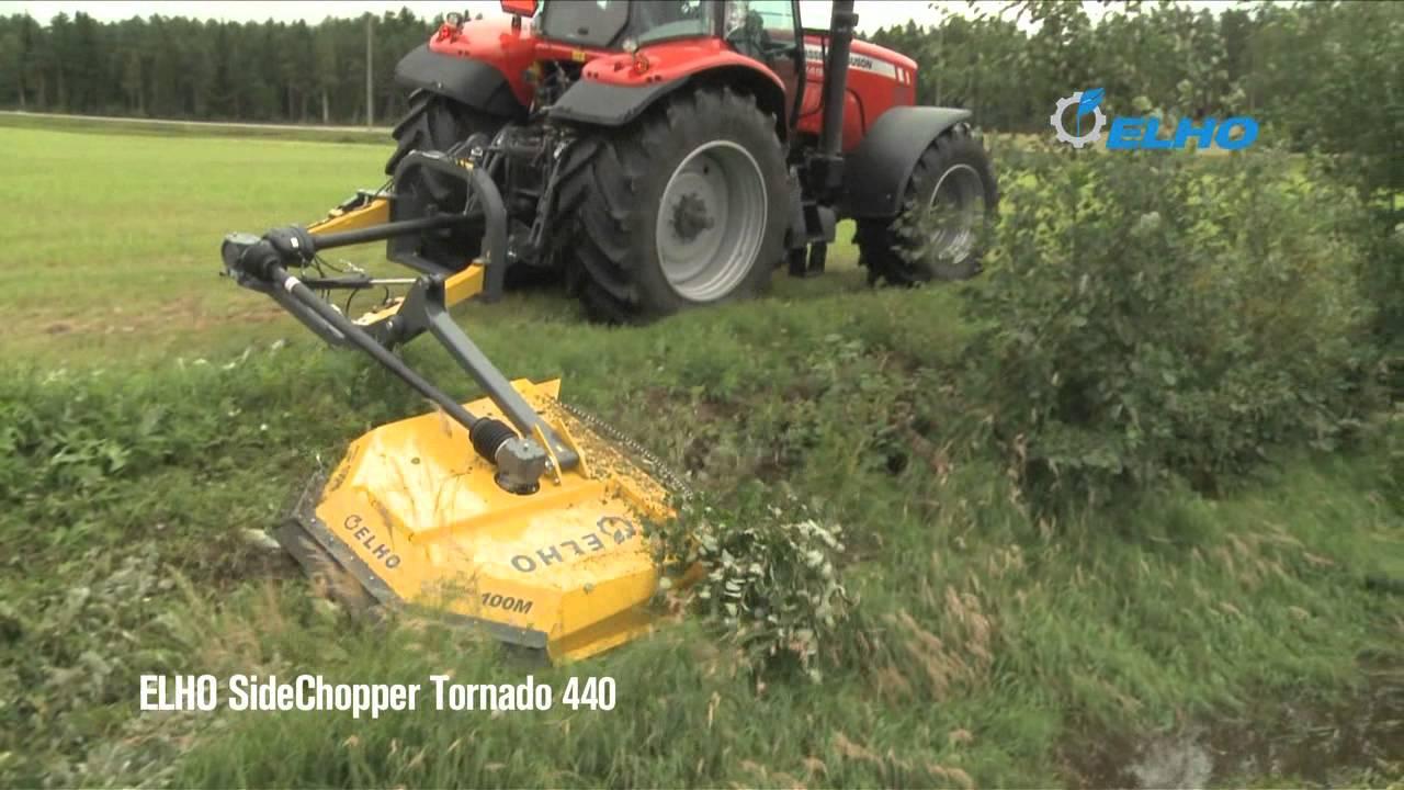Elho Side Chopper Tornado 440 | FunnyDog.TV