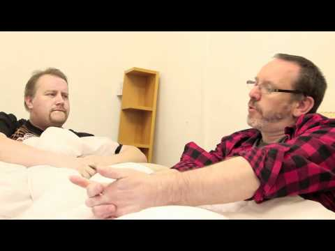 """Gary Russell Interview  Part 2/9  """"Under The Covers with the Comic Guru"""""""