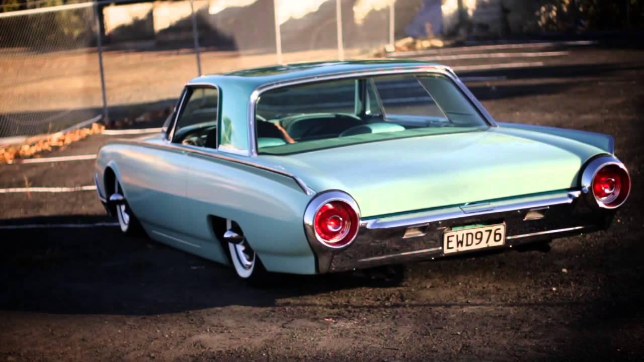 Hot Rod Revue Rocketbird 62 Ford Thunderbird Mild