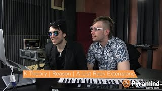 K Theory | Reason | A-List Rack Extensions