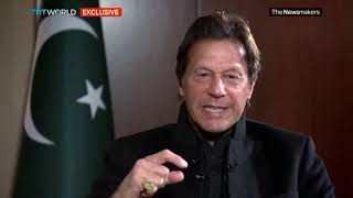 Imran Khan: Pakistan's 'golden era' | Exclusive Interview TRT World