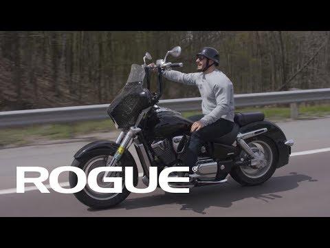 R You Rogue — Mat Fraser — 4k