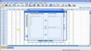 Replace Missing Values - Expectation-Maximization - SPSS (part 2)